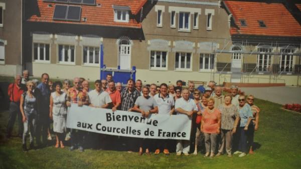 Assemblée Générale du 23/08/2015 à Courcelles le Comte