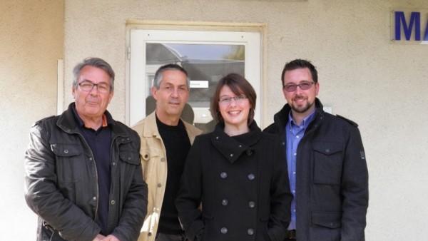 Visite des Courcellois du Québec chez notre Président en Touraine ...