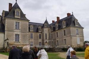 Au chateau de Gizeux