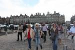 Toujours sur la place d'Arras