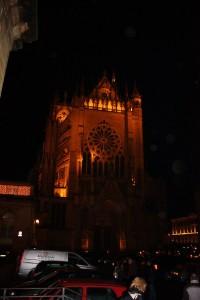 Metz illuminé