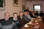 Les maires lors de l'Assemblée Générale