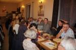 Repas du samedi soir au Relais Courcellois