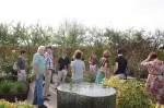 Dans les jardins de Laquenexy