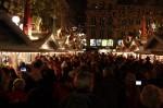 Le marché de Noël à Metz