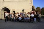 Le groupe au chateau de Chamerolles
