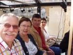 Découverte de Metz en petit train touristique