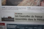 Titre d'un journal local