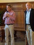 ... avec Gérard MENUEL  adjoint aux finances