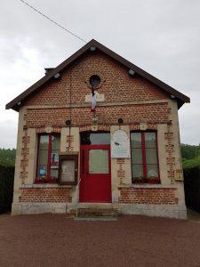 La Mairie de Courcelles sur Voire