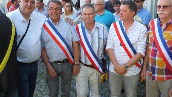 L'Assemblée Générale 2017 des Courcelles de France s'est déroulée les 26 - 27 et 28 mai.