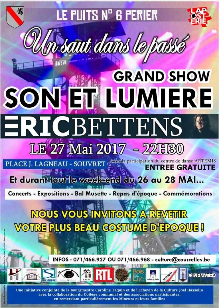 Programme de l'AG 2017 à Courcelles (en Belgique) les 26 – 27 et 28 mai