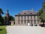 Le château de Trazegnies