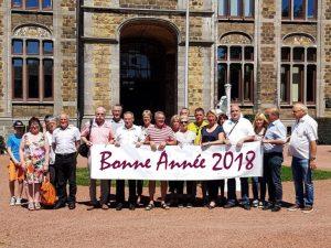 Read more about the article Bonne et heureuse année 2018