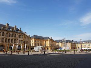 Place de la Comédie à Metz
