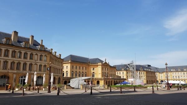 L'Assemblée Générale s'est tenue les 26-27 et 28 mai 2018 à Courcelles sur Nied et Courcelles Chaussy