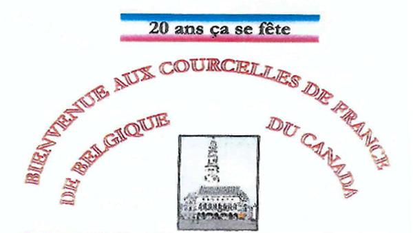 Programme de l'AG des 14 – 15 et 16 septembre 2019 à Courcelles le Comte