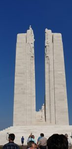 Mémorial du Canada à Vimy