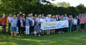 L'AG des 14-15 et 16 septembre 2019 à Courcelles le Comte a été des plus sympathique !